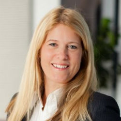 Carola Lissel, Managing Director of Visma Software AB (Image credit LinkedIn)