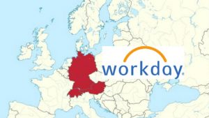 Workday in DACH (Image credit Workday and Gr1 / CC BY-SA (https://creativecommons.org/licenses/by-sa/4.0)
