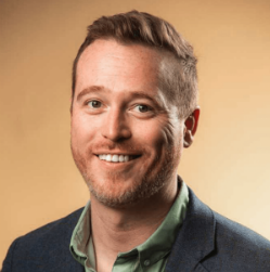 Eric Robertson, Product Owner for Wines and Spirits