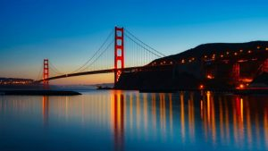 Golden Gate Bridge Image by David Mark from Pixabay