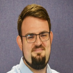 NIck Maynard, Juniper Research Lead Analyst and report author. (Image credit/Juniper Research/Nick Maynard)