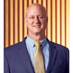 Scott Austin, Everledger's Senior Executive Vice President and Chair of the IoT committee at AIM