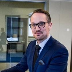 Tomas Granö, Director, Sales & Marketing at Digital Goodie (Image credit/LinkedIn/Tomas Granö)