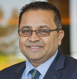 Atul Bhakta, CEO of One World Express (Image Credit: One World Express)