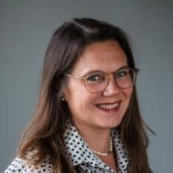 Caroline Santander, senior director of Rootstock's Partner Programs,