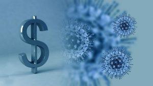 BVE COVID-19 Money Virus Image by fernando zhiminaicela from Pixabay