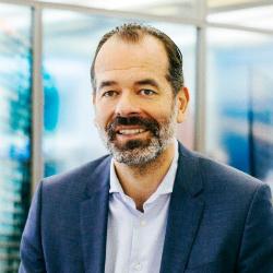 Erik Brenneis, Vodafone Business IoT director.