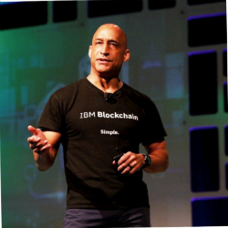Jason Kelley, GM Blockchain Services, IBM