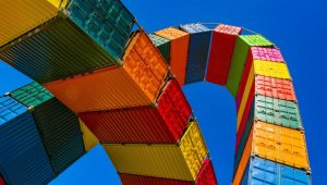 Container Art Freight Image by Valdas Miskinis from Pixabay