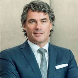 Gavin Patterson, President and CEO International Salesforce