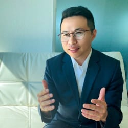 Curis Wang, Co-Founder and CEO, Bitrue