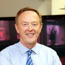 Howard Kerr, Chief Executive of BSI