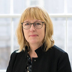 Kim Gray, head of insurance and head of diversity and inclusion, NTT DATA, UK (Image Credit: LinkedIn)