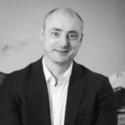 Robert Eriksson, CEO of Sjømatbedriftene