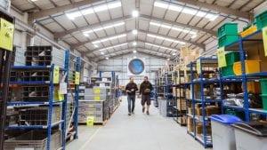 Techbuyer warehouse (c) 2020 Techbuyer
