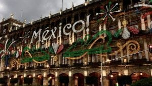Mexico City Image by admknowdns from Pixabay
