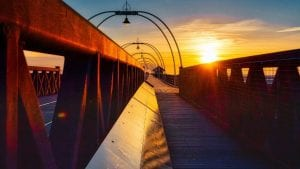 Southport Pier June : Image by Gary57 from Pixabay