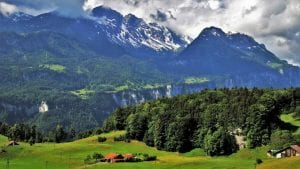 The Alps June Image by pasja1000 from Pixabay