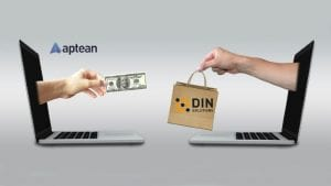 Acquisition DIN Solutions by Aptean Image credit Pixabay/mediamodifier https://pixabay.com/en/ecommerce-selling-online-2140604/