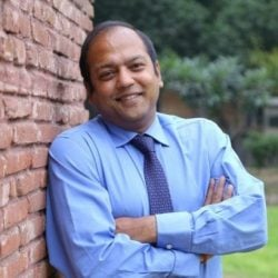 Ajay Agrawal, CEO and founder of SirionLabs (Image credit Linkedin)