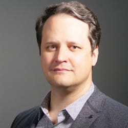 Douglas Horn, Chief Architect of the Telos Blockchain and Epios Project Lead.