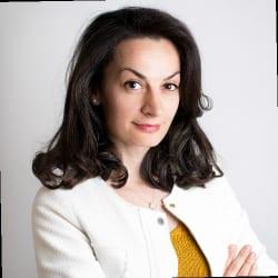 Emi Lorincz, Board Member at the Crypto Valley Association