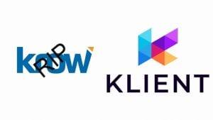 Krow becomes Klient
