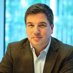Simon Paris, CEO at Finastra (Image Credit: LinkedIn)