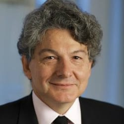 Thierry Breton, Commissioner for the Internal Market