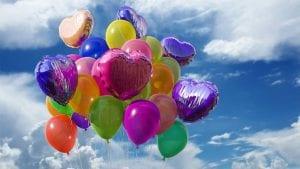 Balloons Release Image by Artturi Mäntysaari from Pixabay