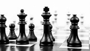 Chess Leadership Strategy Image credit pixabay/PublicDomainPictures