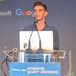 Omri Herscovici, Security Research Team Leader at Check Point Software Technologies (Image Credit: LinkedIn)