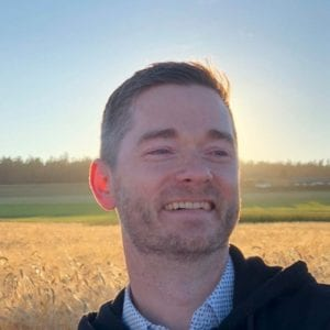 Eric Laughlin, CEO Agiloft