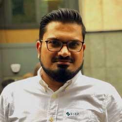 Faiz Shuja, Co-Founder & CEO of SIRP Labs (Image Credit: LinkedIn)