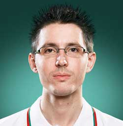 Ivan Kwiatkowski, senior security researcher at Kaspersky's GReAT
