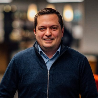 Jon Aniano, Zendesk - SVP Product, CRM Applications at Zendesk