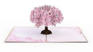 Cherry Blossom Tree (c) 2020 Lovepop Cards