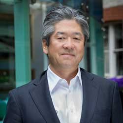 Masaaki Moribayashi, Senior Executive Vice President, Services for NTT Ltd (Image Credit: NTT Ltd)