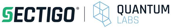 Sectigo Quantum Labs logo (Image Credit: Sectigo)