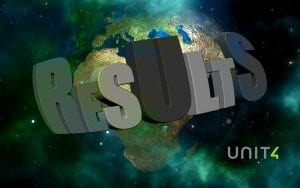 Unit4 Results Image credit Pixabay/Geralt