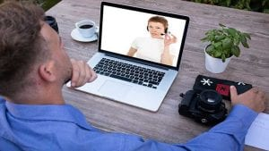 Video Conference (Image Credit: Tumisu from Pixabay)