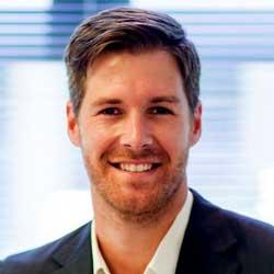 Dewald Nolte, chief strategy officer at Entersekt (Image Credit: LinkedIn)