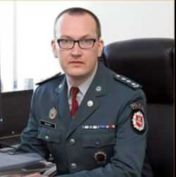 Edvardas Šileris,Head of Europol's European Cybercrime Centre (EC3) (Image Credit: Facebook)