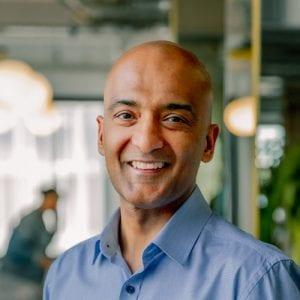 Krishna Panicker, VP of Product, Pipedrive (Image credit LinkedIn)