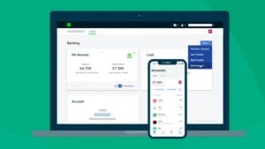 Sage Accounting/ Revolut screenshot