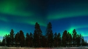 DigiPartnerIT Aurora Finland Image by Sturrax from Pixabay