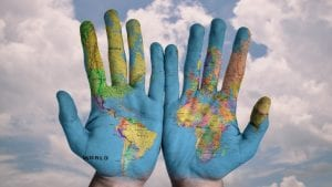 Hands World Image by stokpic from Pixabay