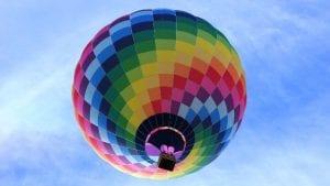 Hot air ballon launch Image by Michael Bußmann from Pixabay