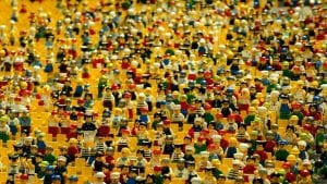 Lego leads People Image by Eak K. from Pixabay