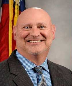Michael A Christman, Special Agent in Charge, FBI Pittsburgh (Image Credit: FBI)